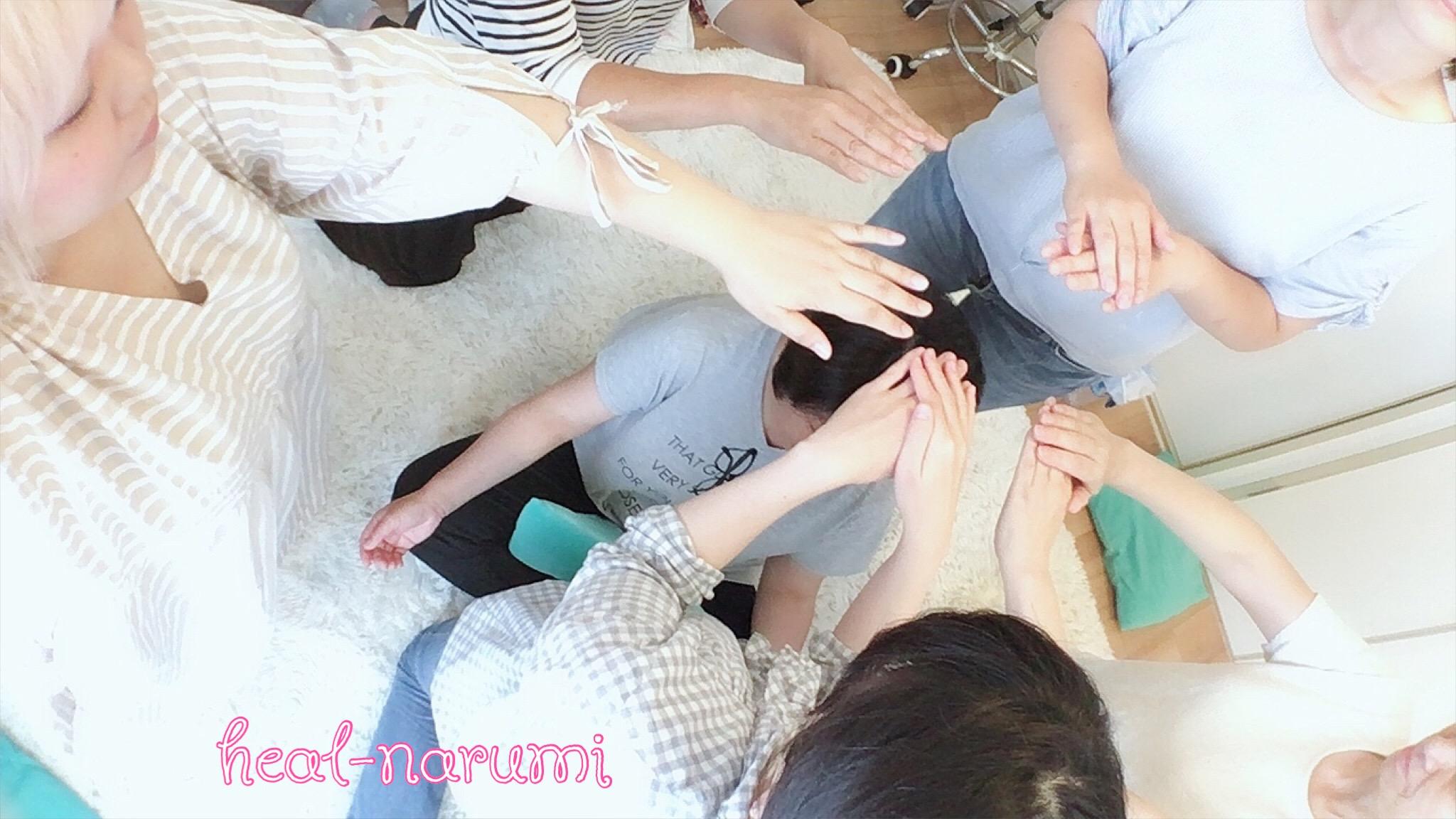 【東京】なんと60回目!?レイキの感覚を高める方法が自然と身に付くレイキワークショップ開催しました♡