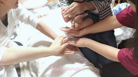 第10回【広島レイキWS】魔法の手の感覚♡レイキは誰でも感じるコトが出来る!?