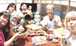 【第5回・広島】ナルミのココだけの妖精のお茶会♡次々にやってくる嬉しい報告!