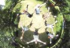 東京・足立区【青空レイキWS】背骨の隙間が広がる!?手をかざすだけで満月のエネルギーチャージする方法