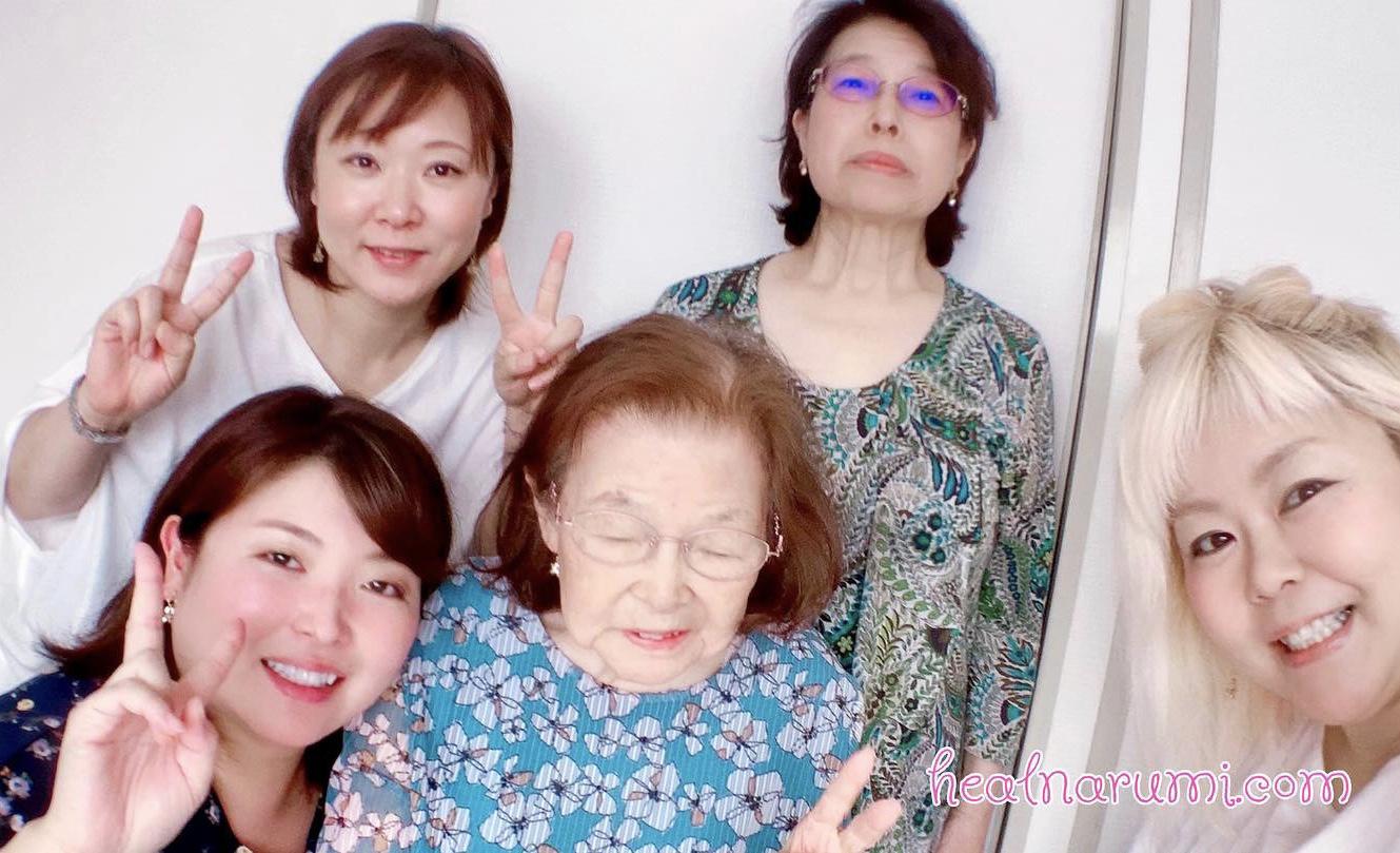 【魔法のイヤーアクセWS】最年長92歳のおばあちゃまも♡耳から繋がる感覚を体感いただきました!