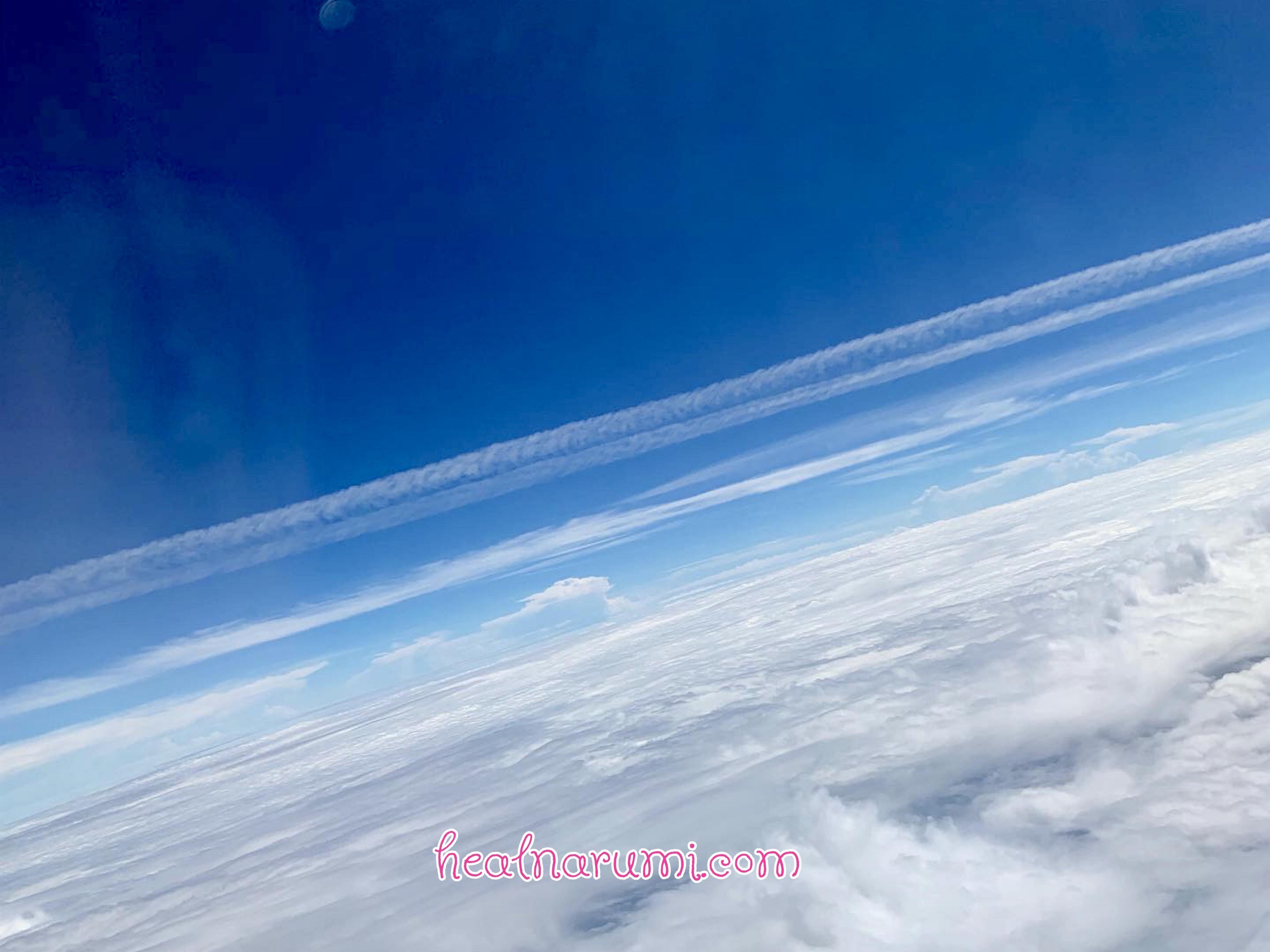 【レイキ・東京】上空にも現れる!?繋がるエネルギー