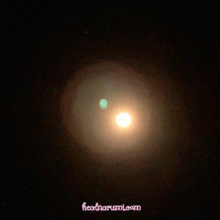 【レイキ・東京】満月のメッセージ+今年最後のテーマ